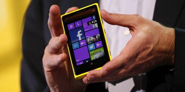 Nokia sagt Konkurrenz den Kampf an