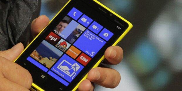 Nokia trickste bei Lumia 920-Kamera-Demo