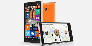 Nokia greift mit Lumia 930 und 630 an