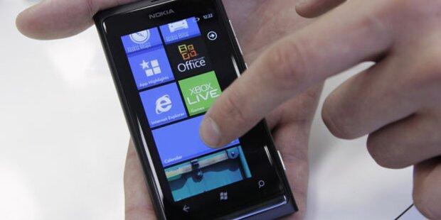 Nokias WP8-Handys mit Exklusivverträgen