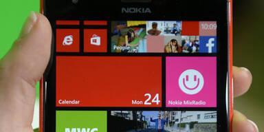 Nokia greift wieder mit Smartphones an