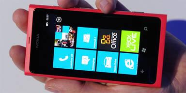 Akku-Probleme beim Nokia Lumia 800