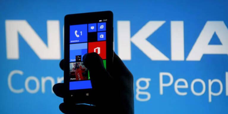 Nokia stellt sechs neue Geräte vor
