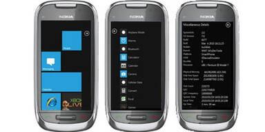 Setzt Nokia auf  Windows Phone 7?