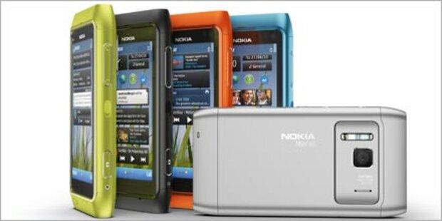 Nokia greift mit Symbian voll an