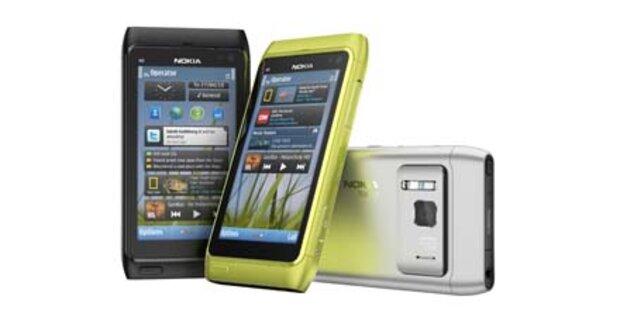 Nokia N8 will die Smartphone-Krone