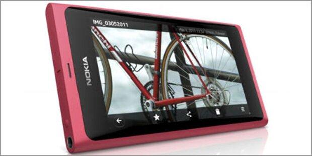 Nokia zeigt neues Flaggschiff N9