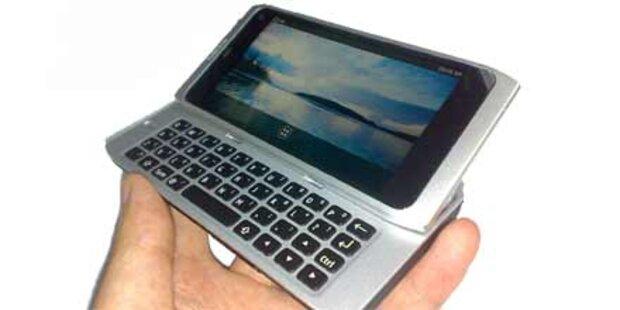 Erstes Foto vom Nokia N9 aufgetaucht