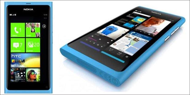 Erstes WP7-Phone von Nokia kommt noch 2011
