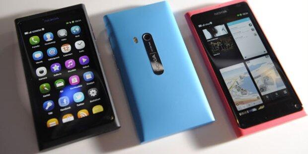Nokia ernennt neuen Technik-Chef