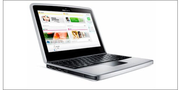 Nokia präsentiert ein eigenes Netbook