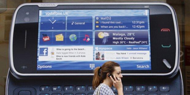 Krise bei Nokia verschärft sich