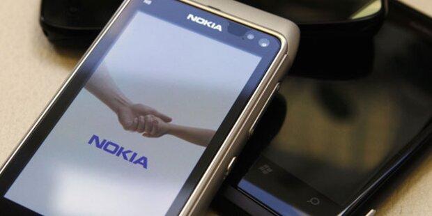 Nokia Österreich baut 30 Mitarbeiter ab