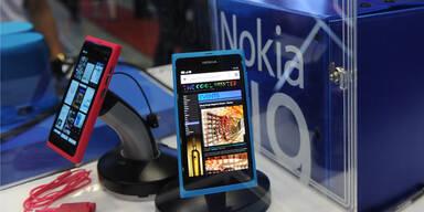 Nokia-Comeback mit Android-Smartphones
