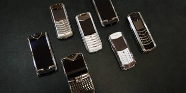 Nokia will Edel-Tochter Vertu verkaufen