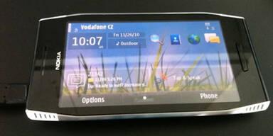 Nokia X7 - Vollangriff aufs iPhone 4