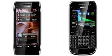 Nokia Österreich: X7, E6 & Symbian-Update