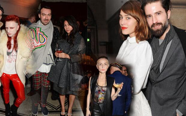 So verrückt ist die britische Modeszene
