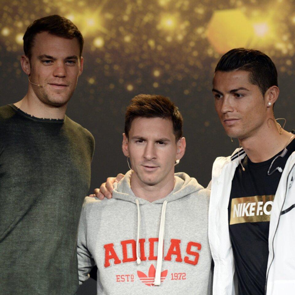 Irre Ronaldo Sohn Ist Messi Fan