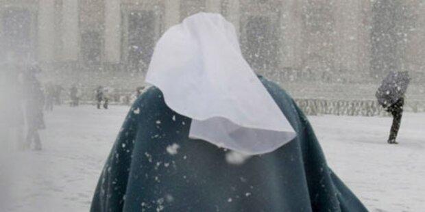 Falsche Nonnen schmuggelten Kokain