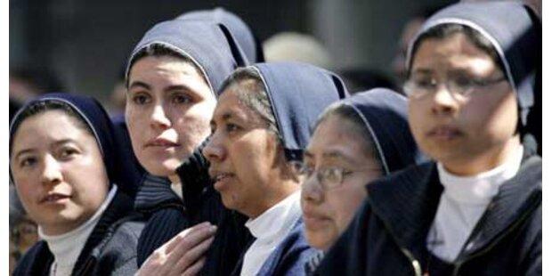 Aus Sorge um Papst Strafe kassiert