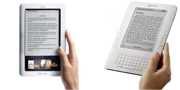 Mehr E-Books als gebundene verkauft
