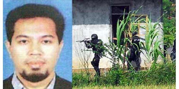 Indonesiens Top-Terrorist erschossen