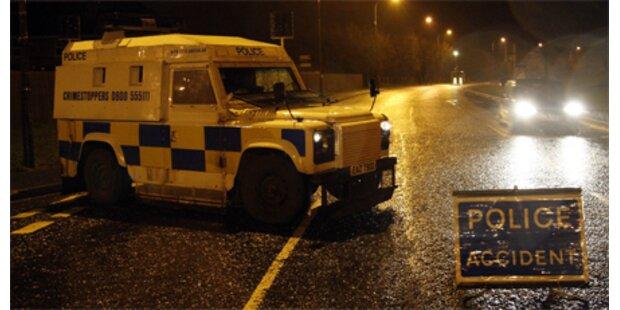Polizist in Nordirland erschossen