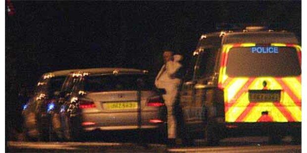Festnahmen nach Nordirland-Anschlägen
