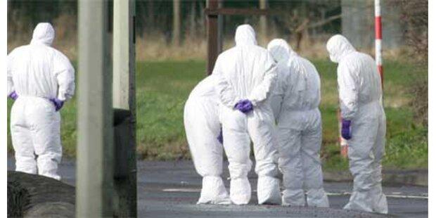 Terrorverdächtiger in N-Irland angeklagt