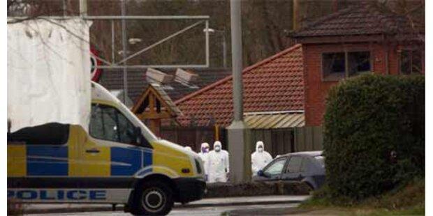 Suche nach Nordirland-Tätern geht weiter