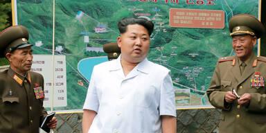 Kim lässt 10.000 Häuser zerstören