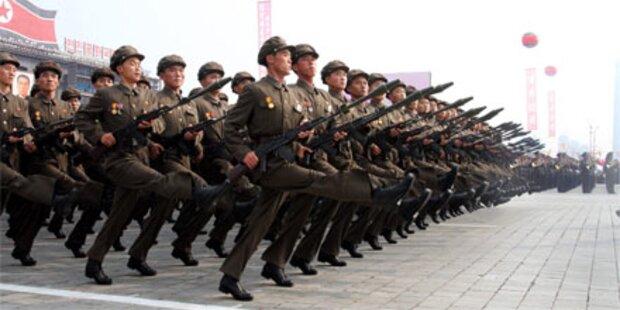Militär schwor Kim Jong-un die Treue
