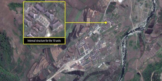 Nordkorea vergrößert Horror-Straflager