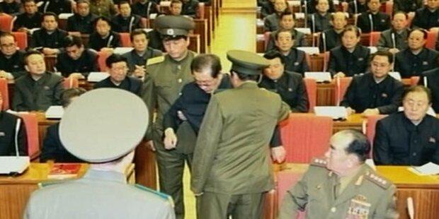 Ließ Diktator Kim seinen Onkel hinrichten?
