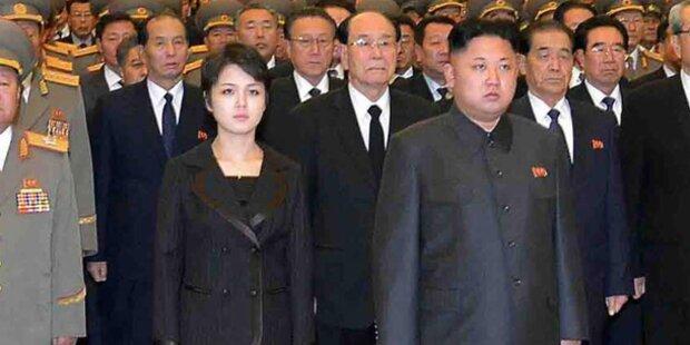 Will irrer Kim seine Frau hinrichten lassen?