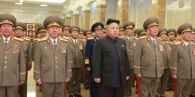 Irrer Kim droht Türkei mit Atomschlag