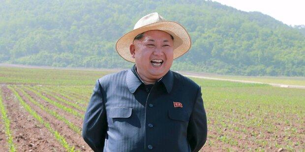Nordkorea wirbt mit bizarrem Video