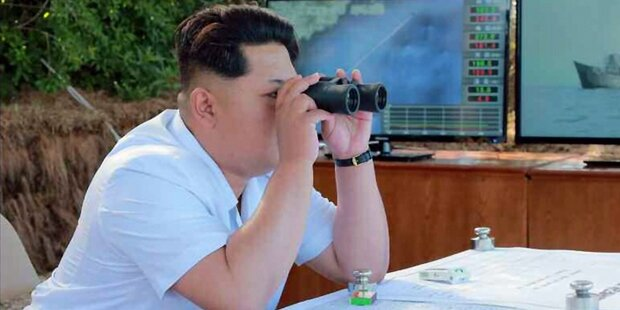 Kims Soldat flieht über Landesgrenze
