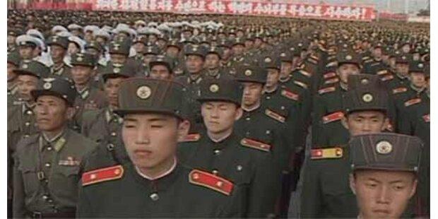 Nordkorea kündigt Vergeltung an