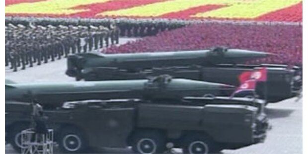 Nordkorea bereitet Start eines Satelliten vor