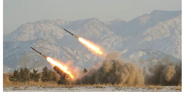 Nordkorea setzt Provokationen fort