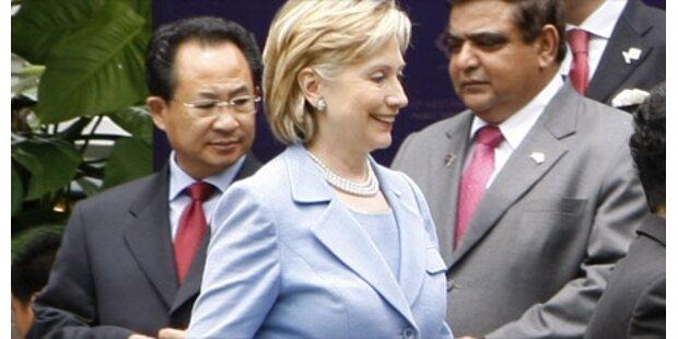 Nordkorea macht sich über Clinton lustig