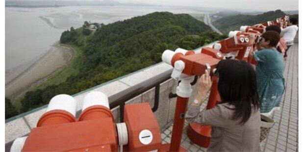 Nordkorea erlaubt Besuche aus Südkorea