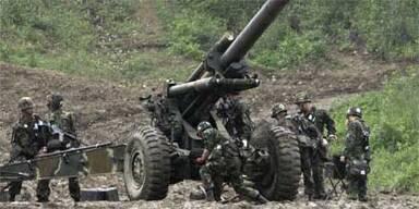 Nordkorea versetzt Militär in Bereitschaft