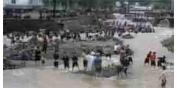 220 Tote und Vermisste in Nordkorea