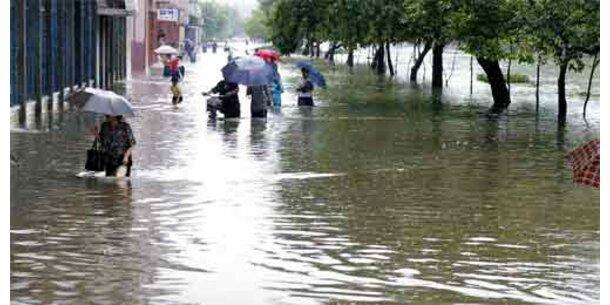 2007 gab es extrem viele Überschwemmungen