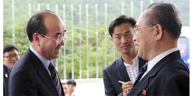 Korea: Neue Familientreffen vereinbart