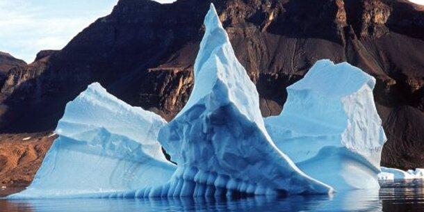 Eisfläche am Nordpol so klein wie nie