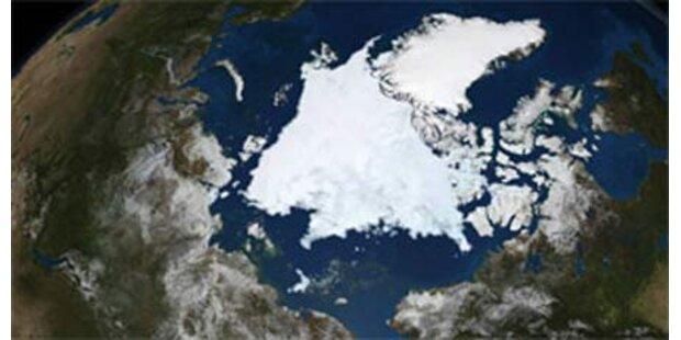 Nordpol im Sommer bald eisfrei?